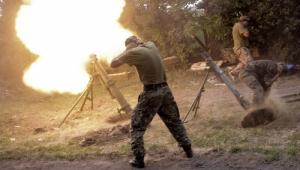 За ночь боевики 40 раз обстреляли позиции украинских военных