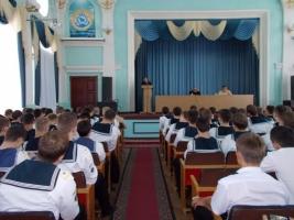 Херсонским студентам про сепаратизм прокуроры рассказывают лично