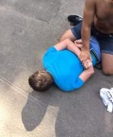 «Правосеки» задержали грабителя в Одессе