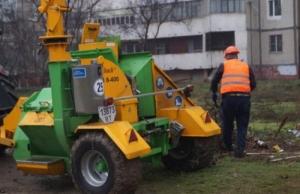 В Херсоне продемонстрировали ноу-хау в переработке отходов древесины