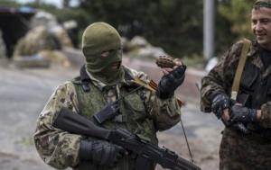 Боевики обстреляли населенные пункты Донецкой Луганской областей - пресс-центр АТО