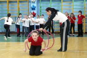 Украинские школьники будут больше заниматься физкультурой