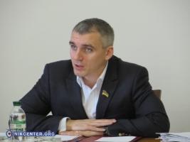 Мэр Сенкевич намерен узаконить все рекламные конструкции в Николаеве