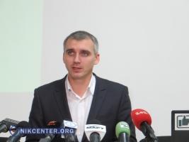 Мэром Николаева официально объявили Александра Сенкевича