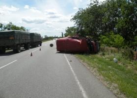 На трассе «Одесса - Мелитополь - Новоазовск» в ДТП погиб 51-летний водитель