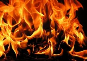 Под Одессой мужчина заживо сгорел в своем автомобиле