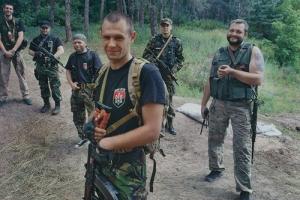 Тренировочные базы «Правого сектора» на западе Украины заблокированы силовиками