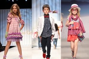 В Москве прошел детский показ мод, на котором девочка в образе Украины симитировала самоубийство