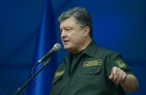 С рядом стран НАТО удалось договориться о прямой поставке современного оружия - Порошенко