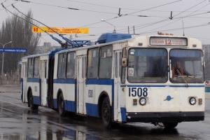 В Мариуполе полиция подозревает в продаже троллейбусов по завышенным ценам фирму, которая продавала транспорт для Николаева