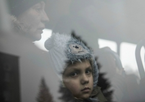 Количество внутренних переселенцев в Украине уже более миллиона