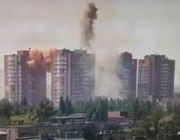 За минувшие сутки в Донецке погибли четыре мирных жителя