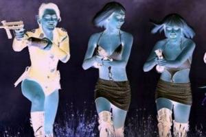 По ночам в Херсоне орудует женская банда