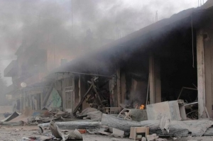 В результате двух взрывов в Сирии погибли 33 человека, более 100 получили ранения