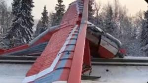В Казахстане разбился вертолет: все находившиеся на борту погибли
