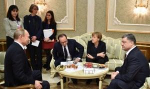 Сегодня в Париже пройдет встреча лидеров стран «нормандской четверки»