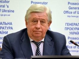 Генпрокурор уволил своего заместителя и сразу назначил нового