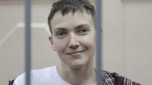 В Минюсте России заговорили об условиях экстрадиции украинки Надежды Савченко