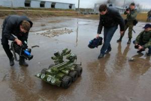 В российской армии будут служить