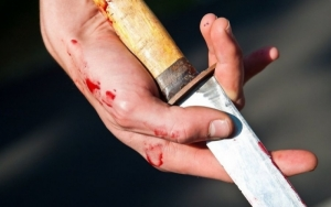 В Херсонском кафе ножом ранили посетителя