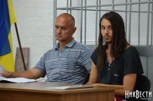 Суд арестовал участника «Народной рады Николаева» с правом внесения залога