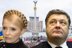 Тимошенко в последний раз зовет Порошенко на ток-шоу Шустера