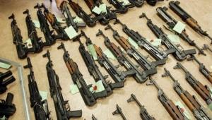 В Киеве ликвидировали банду торговцев оружием