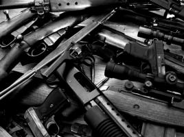 Одесская милиция проверяет общественные формирования с правом хранения оружия