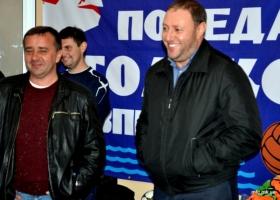 Есть контакт: новоиспеченный президент МФК «Николаев» Гурген Оронюк встретился с футболистами