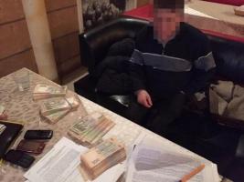 В Одессе пытаются задержать судью, который отстреливался во время задержания на взятке