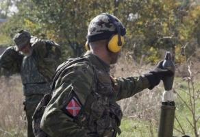 За прошедшие сутки боевики 76 раз обстреляли позиции сил АТО