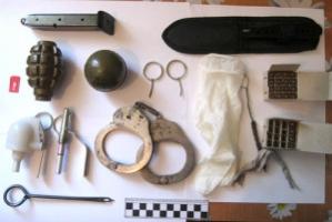 В Одесской области женщина нашла на своей кухне склад боеприпасов