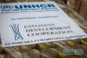 Эстонские компании помогут вынужденным переселенцам в Одесской области