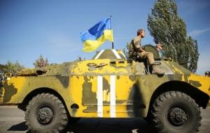Силы АТО отбили все попытки атак на аэропорт Донецка