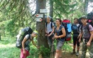 Николаевские туристы стали призерами соревнований по спортивным походам