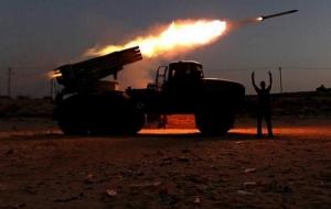 Боевики 4 раза открывали огонь из «Градов» в Донецком направлении