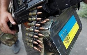 На Луганщине боец Нацгвардии случайно застрелил сослуживца
