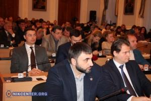 Депутаты Николаевского горсовета утвердили новых заместителей мэра. ФОТО, ВИДЕО