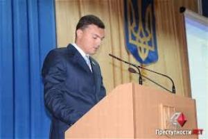 Депутаты Николаевского облсовета дружным