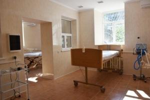 В Николаевской областной больнице после ремонта открыли центр реанимации