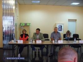 Николаевские защитники животных и экс-кандидат  в мэры обсудили проблему бездомных животных