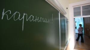 В николаевских школах с 25 февраля объявлен карантин