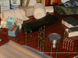 Пограничники нашли в Одесской области тайник с боеприпасами