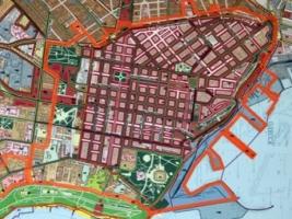 Мэрия опубликовала Генеральный план Одессы