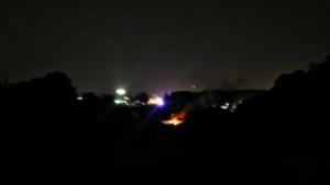 В Полтаве при перевозке в военном автомобиле взорвались боеприпасы