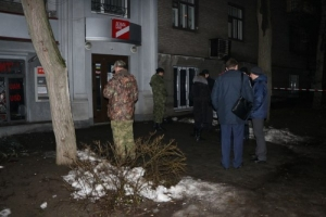 В Запорожье ночью прогремел взрыв