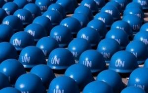 В ВР внесен законопроект о порядке пребывания миротворцев в Украине