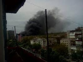 В Донецке снова звучат выстрелы