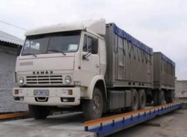 На дорогах Одесской области появятся весовые комплексы