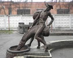 Заместитель мэра Очакова предложил установить памятник Мюнхгаузену